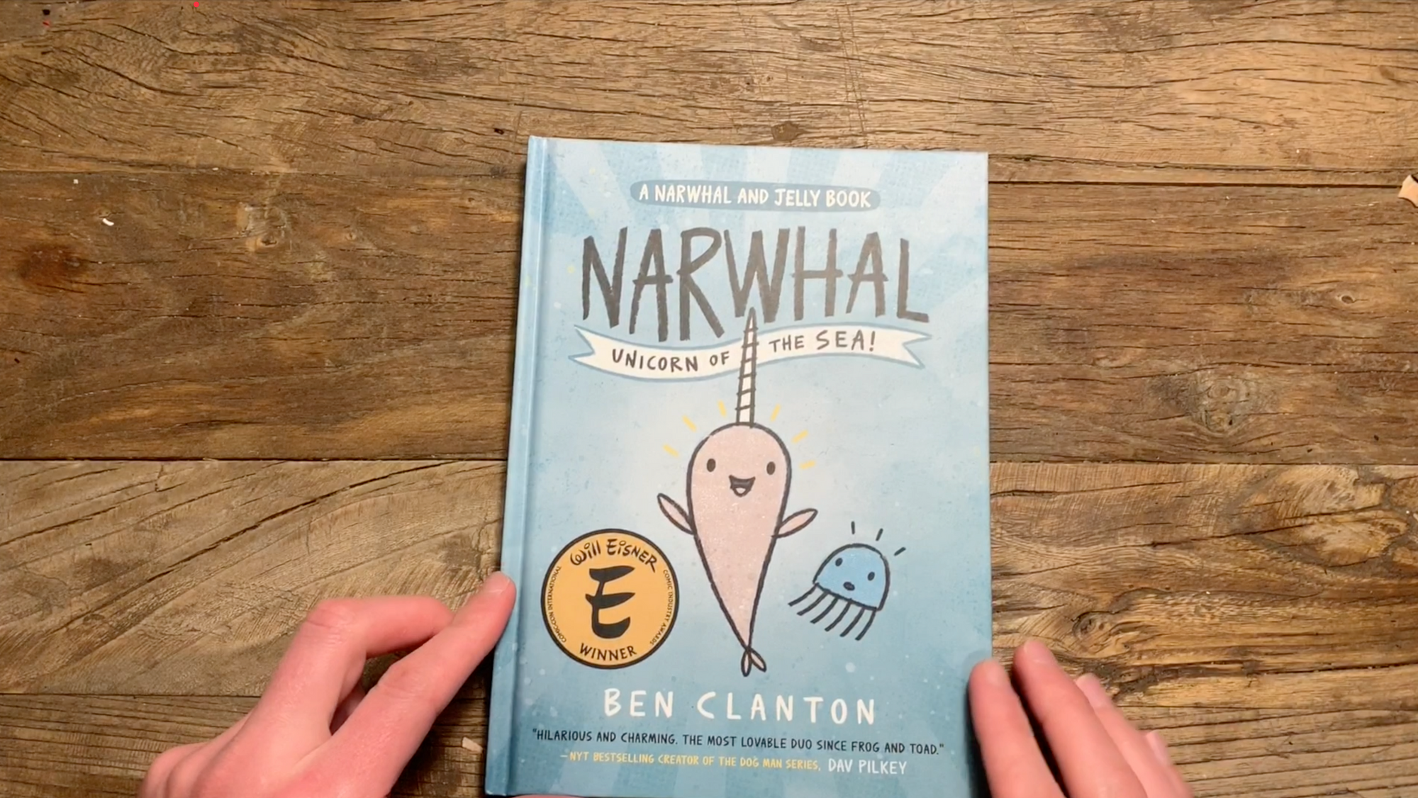 "Read Aloud, June 18: ""Narwhal"" and ""Give Please a Chance"""